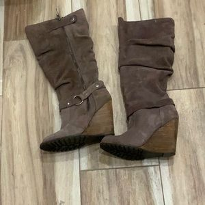 Bakers tall boots size 6